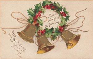 CLAPSADDLE ; Christmas Bells , 1907