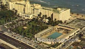 Hollywood Beach Hotel Hollywood FL Unused