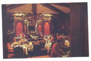 Interior- Hotel Bonaventure, Montreal, Quebec, Canada, 1940-1960s