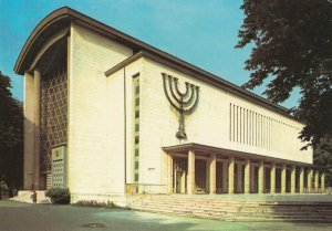 STRASBOURG (Alsace) , France , 1960-80s ; Jewish , The Synagogue of Peace