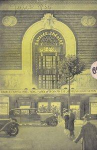 Beau Brummell Saville Devon Victorian House Theatre Programme