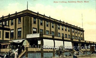 Hotel Cushing Salisbury Beach Ma 1908