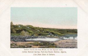 Icilma Natural Spring, Port-Aux-Poules Station , Algeria , 00-10s