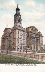 Kentucky Louisville Custom House & Post Office