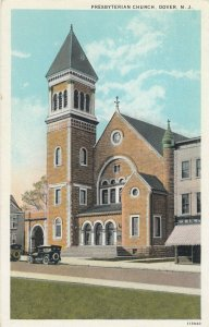 DOVER, New Jersey , 1910s ; Presbyterian Church
