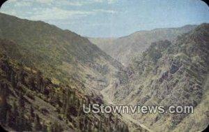 Hells Canyon - Snake River Canyon, Idaho ID