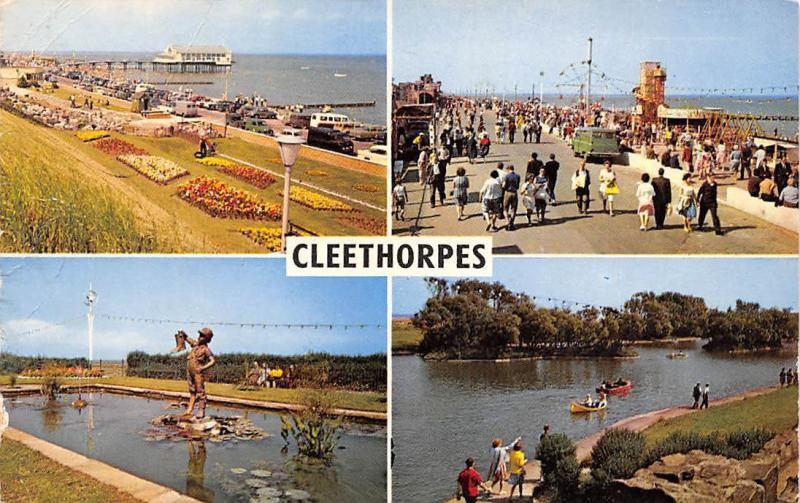 Northern Ireland Down Cleethorpes multiviews souvenir