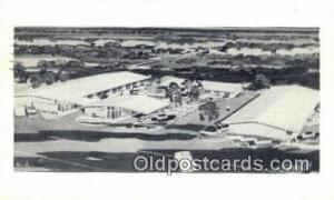 Wiseman Motel, Decatur, TX, USA Motel Hotel Postcard Post Card Old Vintage An...