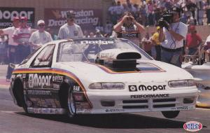 Dodge Daytona Pro Stock Car, Scott Geoffrion, NHRA Drag Racing Championship, ...