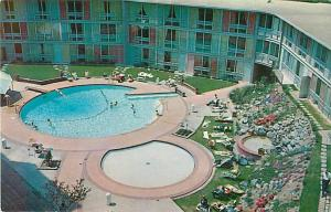 Pool Scene The Majestic Lanai Suites Hot Springs National Park, Arkansas AR