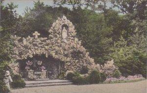 Michigan Orchard Lake Grotto SS Cyril And Methodius Seminary Albertype