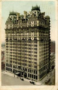 PA - Philadelphia. Bellevue Stratford Hotel, circa 1908
