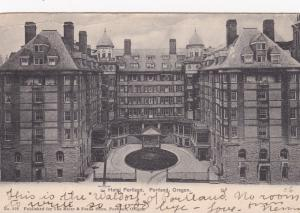 Hotel Portland , PORTLAND , Oregon ; PU-1906