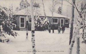 Wisconsin Green Bay Y M C A Camp Artvue