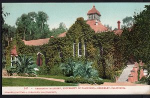 CA ~ Chemistry Building University of California BERKELEY Und/B Vintage
