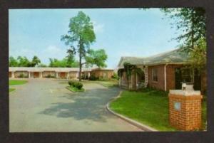 GA LaGRANGE Motor Hotel Motel GEORGIA Postcard PC