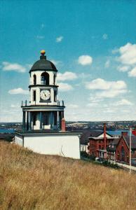 Old Town Clock, Citadel Hill, HALIFAX, Nova Scotia, Canada, 40-60´