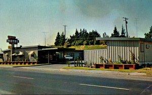 California Rio Vista The Vista Motel 1964