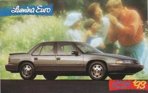 1993 Chevrolet Lumina Euro