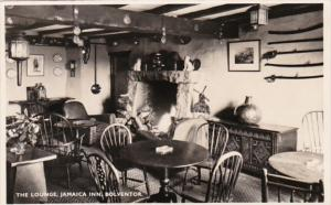 England Bolventor The Jamaica Inn Real Photo