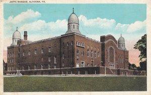 ALTOONA, Pennsylvania, PU-1934; Jaffa Mosque
