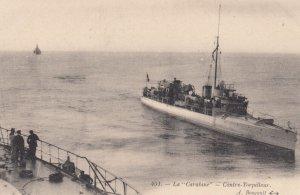 WARSHIP ; La Carabine - Contre-Torpilleur , France , 00-10s
