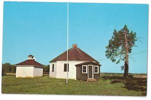 Octagonal School House Dover Delaware DE US Route 9