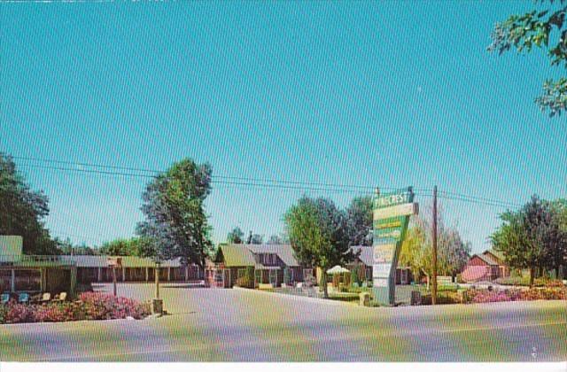 Idaho Pocatello Pinecrest Motor Lodge