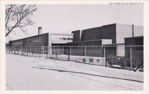 Ligon High School Raleigh North Carolina
