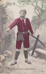 William Tel Wilhelm Tell 1910