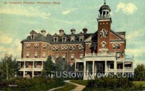 St. Vincents Hospital - Worcester, Massachusetts MA