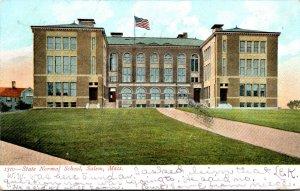 Massachusetts Salem State Normal School 1906