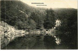 CPA AK Badenweiler Bergmannsruhe GERMANY (890816)
