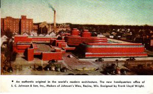 Johnson Wax - Racine Wisconsin