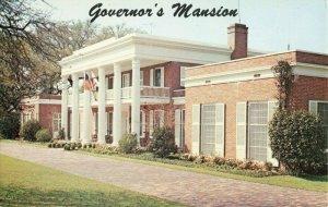 Postcard Governors Mansion Tallahassee Florida