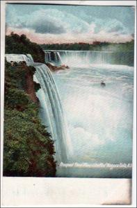Prospect Point Maid of the Mist, Niagara Falls NY