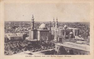 General View and Sultan Hassan Mosque, CAIRO, Egypt, 00-10´s