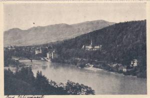 Vedere din Calimanesti , Romania , 20-30s