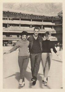 RP: Figure Skating , 1950-60s ; #6