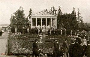 WA - Seattle. Alaska-Yukon-Pacific Exposition, 1909. Music Pavilion