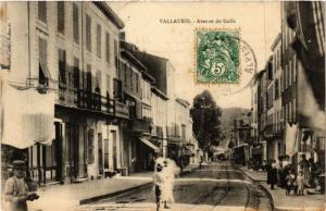 CPA VALLAURIS Avenue du Golfe (375545)
