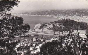 France Nice Vue d'Ensemble 1962 Photo