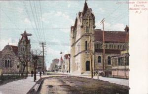 Roman Catholic Church Atlantic City New Jersey