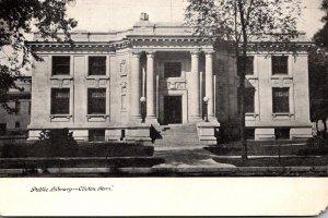 Iowa Clinton Public Library