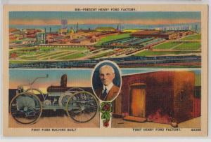 Henry Ford Factory, Detroit MI