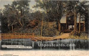 Shandle Lake Livingston Manor NY 1906