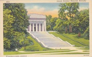 Lincoln National Memorial Kentucky