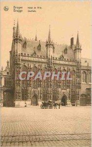 Postcard Bruges Old Town Hotel