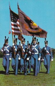 New York West Point Cadet Colors And Guards U S Military Academy