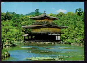 Kinkakuji Temple,Kyoto,Japan BIN